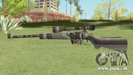 Sniper Rifle (Manhunt) pour GTA San Andreas