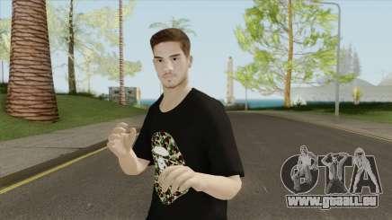 Andre Silva pour GTA San Andreas