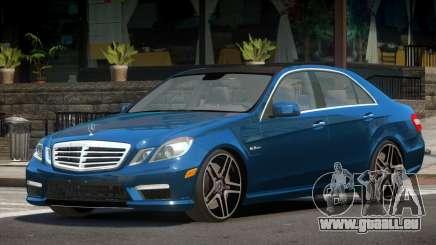 Mercedes Benz E63 Elite für GTA 4