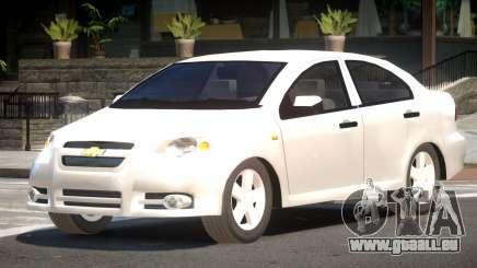 Chevrolet Aveo ST pour GTA 4