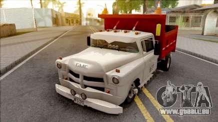 Chevrolet 3100 De Volteo pour GTA San Andreas