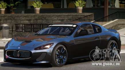 Maserati Gran Turismo RC für GTA 4