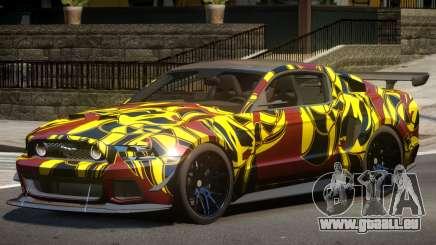 Ford Mustang GT V1.1 PJ1 pour GTA 4