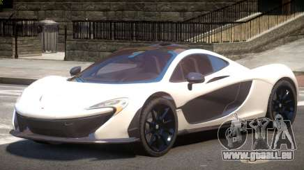 McLaren P1 GT Sport pour GTA 4