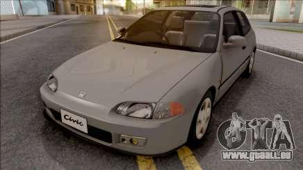 Honda Civic EG6 SIR-II 1991 für GTA San Andreas