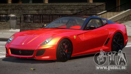 Ferrari 599 GTO Tuned pour GTA 4