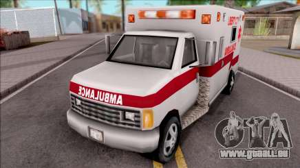 GTA 3 Ambulance für GTA San Andreas