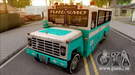 Ford F600 Colombiano für GTA San Andreas