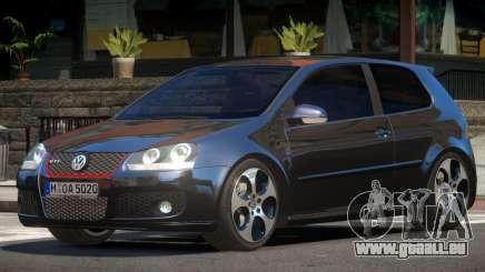Volkswagen Golf GTI V1.3 pour GTA 4