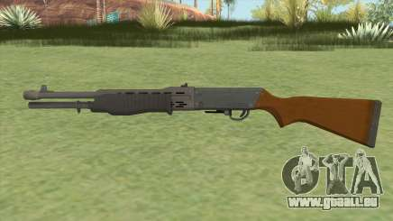 SPAS-12 Woodstock (CS:GO Custom Weapons) pour GTA San Andreas