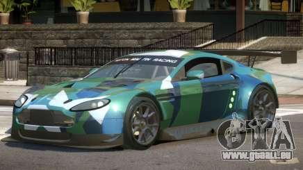 Aston Martin Vantage GT-R PJ2 pour GTA 4