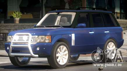Range Rover Supercharged ST pour GTA 4