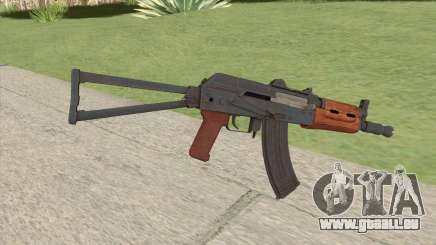 AKS-74U (CS:GO Custom Weapons) pour GTA San Andreas