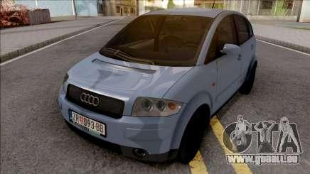 Audi A2 1.4 TDI 1999 pour GTA San Andreas