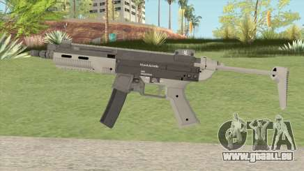 Hawk And Little SMG GTA V für GTA San Andreas