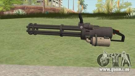 Coil Minigun (NG Black) GTA V für GTA San Andreas
