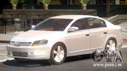 Volkswagen Passat TDI pour GTA 4