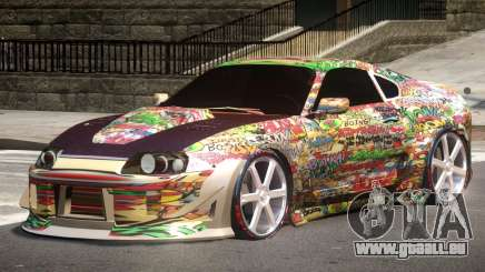 Toyota Supra ST Tuning PJ5 pour GTA 4