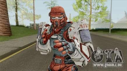 Atlas Soldier (Borderlands 3) pour GTA San Andreas