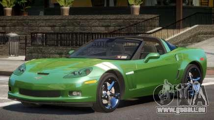 Chevrolet Corvette GTS pour GTA 4
