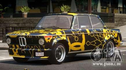 BMW 2002 GT PJ1 pour GTA 4
