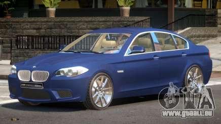 BMW 550i ST pour GTA 4