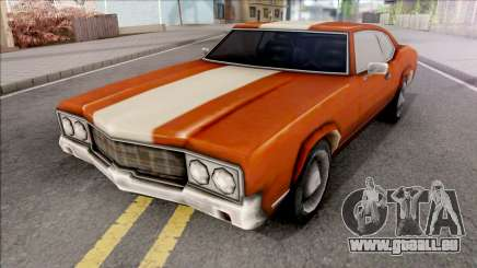 Sabre Turbo Brown für GTA San Andreas