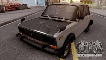 VAZ 2106 Gris pour GTA San Andreas