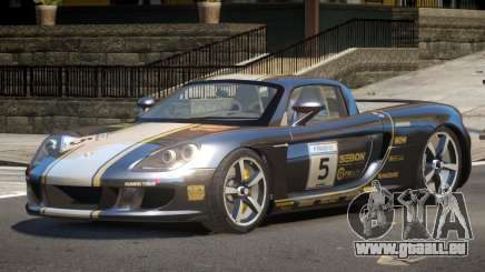 Porsche Carrera GT Sport PJ7 pour GTA 4
