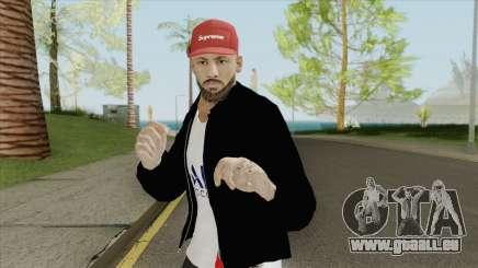 Neymar JR (Beard) pour GTA San Andreas