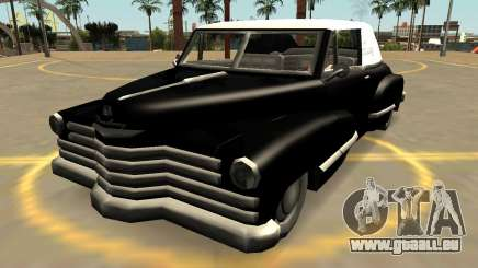 Albany Broadway Nettoyer avec des Badges & Extras pour GTA San Andreas