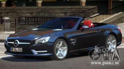 Mercedes-Benz SL 350 V1.0 für GTA 4