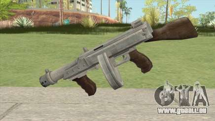 Big Submachine Gun pour GTA San Andreas