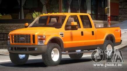 Ford F250 V1.0 für GTA 4