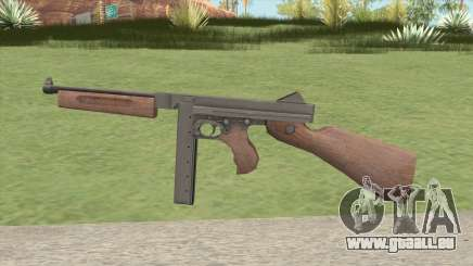 Thompson M1A1 (DOD-S) pour GTA San Andreas