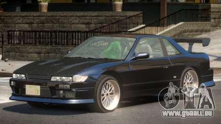 Nissan Silvia S13 Tuning für GTA 4