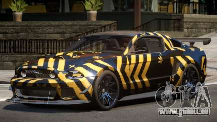 Ford Mustang GT V1.1 PJ3 pour GTA 4