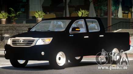 Toyota Hilux V1.0 pour GTA 4