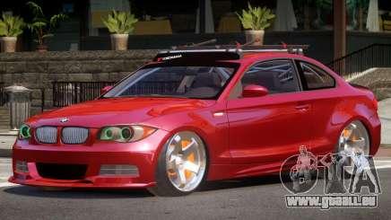 BMW 135i RS pour GTA 4