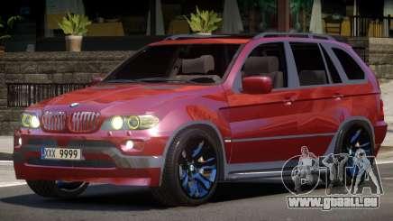 BMW X5 ST für GTA 4
