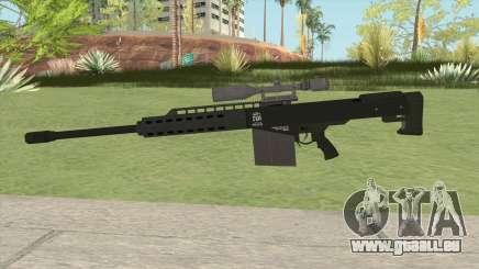 Vom Feuer Heavy Sniper GTA V pour GTA San Andreas