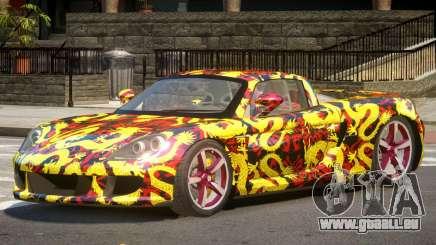 Porsche Carrera GT Sport PJ2 pour GTA 4