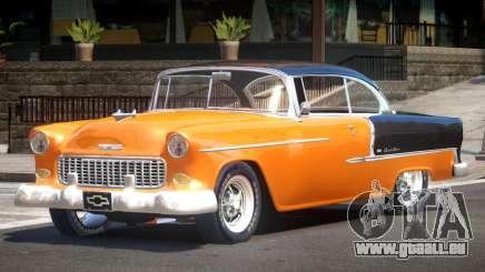1955 Chevrolet BelAir V1.0 pour GTA 4