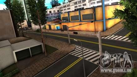 RUMÄNISCHE HQ STRAßEN von Stringer für GTA San Andreas