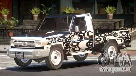 Toyota Land Cruiser PJ3 pour GTA 4