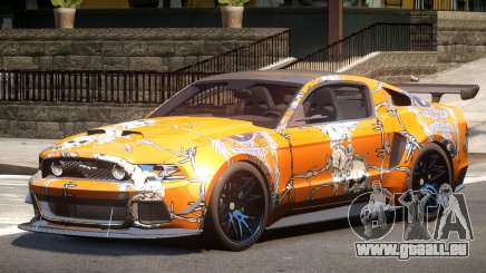Ford Mustang GT V1.1 PJ5 pour GTA 4