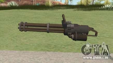 Coil Minigun (LSPD) GTA V für GTA San Andreas