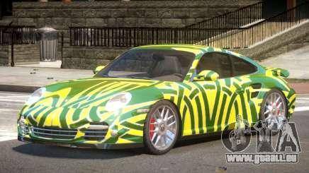 Porsche 911 GT Turbo PJ1 pour GTA 4