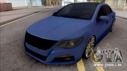 Volkswagen Passat CC v2 pour GTA San Andreas
