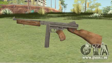Thompson M1A1 (Enemy Front) pour GTA San Andreas